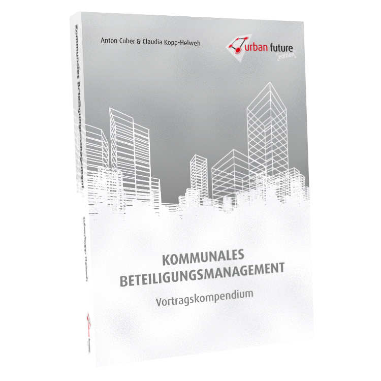 urban future edition, Buch 'Kommunales Beteiligungsmanagement'